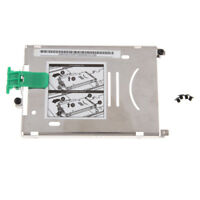 HDD Hard Drive Disk Caddy Bracket Tray For HP ZBOOK 15 ZBOOK 17 G1 G2