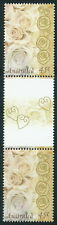 Australian Stamps: 1998 Greetings stamps - Champagne Roses - Gutter