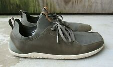 Vivobarefoot Primus Knit EU47 US13 Mens Green Barefoot Walking Shoes