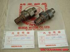 NOS  Honda Dream 305 C72 C77 CA72 CA77 CS72 CS77 Camshaft LEFT&RIGHT GENUINE JP