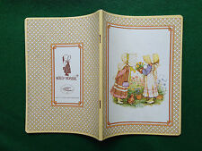 HOLLY HOBBIE Quaderno scuola vintage A5 righe m , Mondadori (1979) copybook