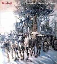 (Arte) PIERO LEDDI - OMAGGIO ALLA RIVOLUZIONE FRANCESE - ELECTA - MOSTRA 1989
