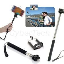 Retractable Handheld Monopod For iPhone 4 5 5S 5C 6 plus 6S Galaxy S4 S5  Note 3