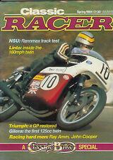 C Racer Spring 1984 NSU Rennmax Linto Gilera 125 Ray Amm John Cooper REG