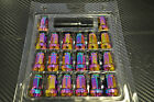 NEO Chrome STEEL JDM LUG NUTS tuner 12x1.5 civic eg ek dc2