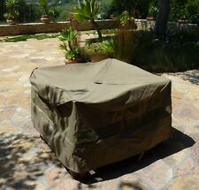 """Patio Set Cover 70"""" Dia. x 30"""" H, Fits Round or Square table set"""