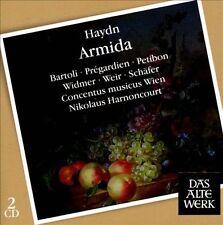 Armida, New Music