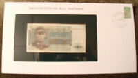 Banknotes of All Nations Burma 1972 1 Kyat P56 UNC *