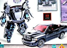 Hasbro Transformers Alternators Dodge Ram Srt-10 Nemesis Prime Black Truck