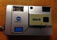 Vintage Minolta Disc 5 Camera