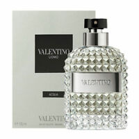 Valentino Uomo Acqua Edt Eau de Toilette Spray for Men 125ml NEU/OVP