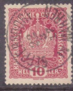 """AUSTRIA MORAVIA  CZECH  POSTMARK   """"GEPPERSDORF in MAHREN""""  1917  KOPRIVNA"""