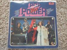 Fox/ Noosha Fox - Pop Power/ Greatest Hits Vinyl LP