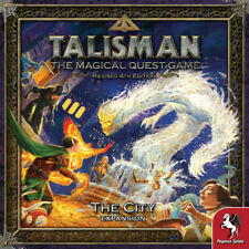 Talisman The City Expansion  - BRAND NEW