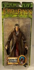 New ListingLord of the Rings Elrond of Rivendell Action Figure by ToyBiz Nib Fast Ship