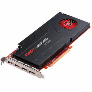 AMD FirePro W7000 4GB PCIe x4 DisplayPort Video Graphics Card