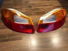 2 FEUX ARRIERE LED PORSCHE BOXSTER 986 11/1996 A 4/2004 BLANC ROUGE CRISTAL