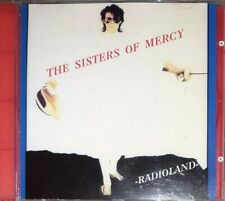 The Sisters of Mercy Radio Land CD rare sessions radio et démos