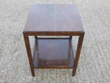 Oak Antique Style Square Side & End Tables