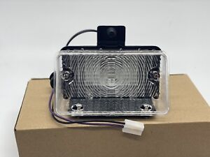 1970 CHEVELLE MALIBUParking Light Lamp Assembly Clear Each Limited Offer