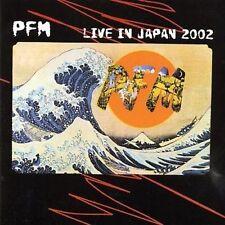 live In Japan PFM CD Boxset 2 Discs