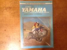 Clymer Yamaha 50-100cc Rotary Valve Singles 1963-1976 Repair-Maint Manual  M389
