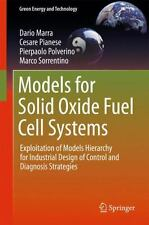 Green Energy and Technology: Models for Solid Oxide Fuel Cell Systems :...