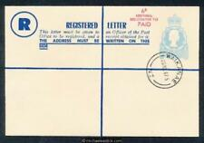 Used Postal Card, Stationery New Zealand Stamps