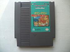 NTSC NES nekketu Cross Country Crash and Boys gioco riproduzione carrello inglese