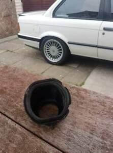 BMW e30 fuel filler neck rubber surround