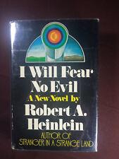 I Will Fear No Evil by Robert A. Heinlein 1970 Putnam 1st edition