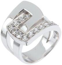 Beschichtete Echtschmuck-Ringe für Damen mit 56 (7 mm Ø)