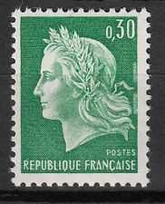 FRANCE TIMBRE NEUF N° 1536 A ** TYPE MARIANNE DE CHEIFFER