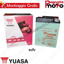 BATTERIA YUASA B38-6A GILERA MOTOCARRO 200