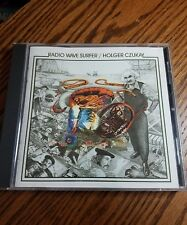 HOLGER CZUKAY 1991 CAN CD Radio Wave Surfer RARE German Import OOP MINT!