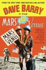 Dave Barry Is from Mars and Venus by Dave Barry (1998, Paperback) Free Shipping