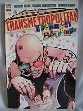 Ellis e Robertson -Transmetropolitan (4) La notte del bastardo - Play Press 2002