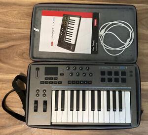 Nektar IMPACT LX25+ 25 Keys 8 Pads MIDI Controller (Includes User Guide & Case)