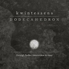 Dodecahedron - Kwintessens CD 2017 digi experimental black metal