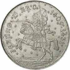 [#552098] France, Medal, Jeanne d'Arc, Compagnie d'Exploitation de l'Aluminium