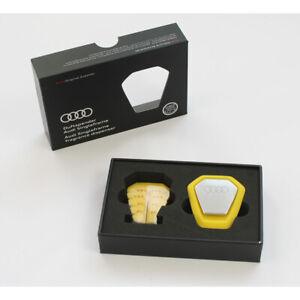 Audi Singleframe Fragrance Dispenser Yellow Invigorating Genuine accessories