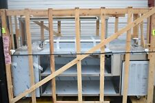 New Delfield 90 Prep Table With Refrigerated Condiment Rail Amp Hot Well