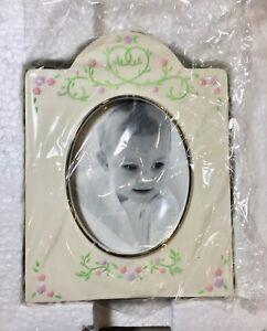 Hallmark Keepsake Baby Blessings Picture Frame QBY4511 W/ Box