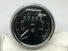 Vintage Jawa CZ 471, 472 motorcycle PAL Speedometer 100 mph Genuine NOS