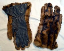 Winter 1940s Vintage Gloves