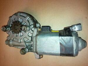 MOTOR, ELECTRIC WINDOWS Front Left v.2 Monza Senator A 14 teeth 90123365