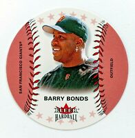 Barry Bonds #1 (2003 Fleer) Hardball, San Francisco Giants