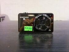 Samsung Digital Camera ST-700 5x Schneider- KREUZNACH Black (BODY ONLY)- AS-IS