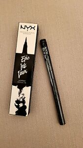 NYX Epic Ink Liner Eyeliner Black ✅ Full Size✅ Waterproof ✅ New Free Shipping!