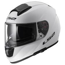 Ls2 - Casco per Moto Blanc L